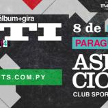 Illya Kuryaki & The Valderramas se presentará con Calle 13 en Paraguay