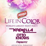 """Life In Color"" llega a Paraguay en abril"