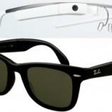 Nuevos diseños Ray-Ban con Google Glass