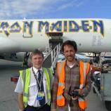 Bruce Dickinson invierte en el avión más grande del mundo