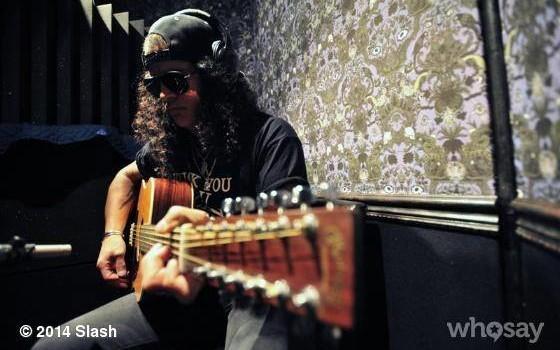 Slash volvería a Sudamérica a comienzos del 2015
