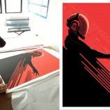 Exposición de arte inspirada en Daft Punk