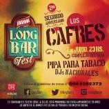 Los Cafres en aniversario de Long Bar