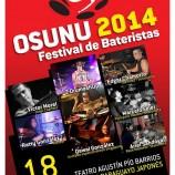En julio tendremos la 2da edición del OSUNU Festival