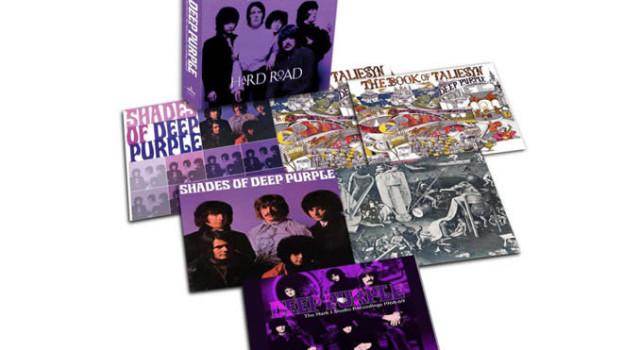 Se lanzó nuevo box de Deep Purple