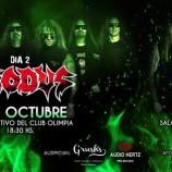 Death, Exodus y Behemoth en Festival Paraguay Alternativo