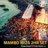 Fatboy Slim regala set de Mambo Ibiza