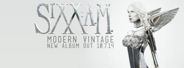 """""""Modern Vintage"""" de Nikki Sixx A.M. saldrá en octubre"""