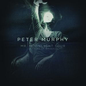 Peter Murphy – Mr. Moonlight Tour: 35 Years of Bauhaus DVD