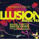 Illusion Music Festival con más EDM para Paraguay
