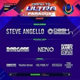 Steve Angello encabeza line up para el Road To Ultra