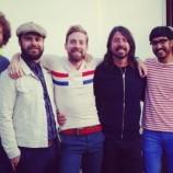 Los Kaiser Chiefs acompañarán a los Foo Fighters en la gira sudamericana