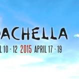 Ya se conocen los artistas que estarán en Coachella 2015