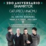 Te regalamos una entrada para el show de Catupecu Machu este sábado!