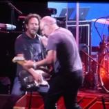 Mirá a The Who junto a Eddie Vedder haciendo Better Man y Behind Blue Eyes