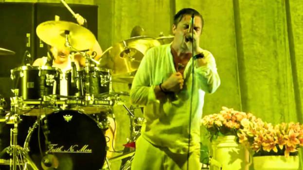 Yahoo transmitirá el concierto de Faith No More este 8 de Mayo