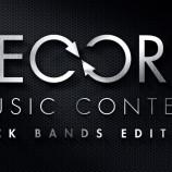 Está abierta la inscripción al Record Music Contest