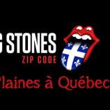 Reseña del concierto de The Rolling Stones en Québec, Canadá