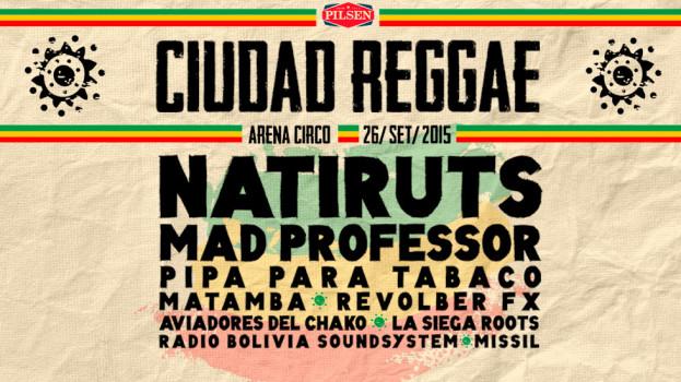 Qué vamos a escuchar en Ciudad Reggae?