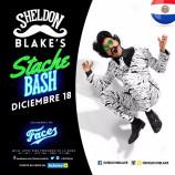 Sheldon Blake estrena show propio en Paraguay