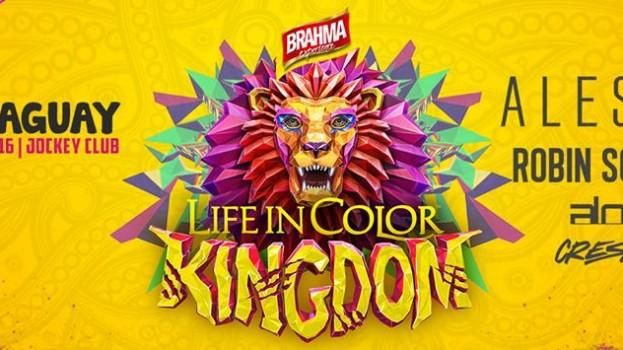 Life in Color regresa a Paraguay en abril