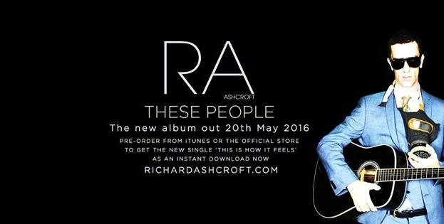 El retorno de Richard Ashcroft