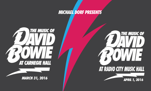 The Music of David Bowie se transmitirá via streaming