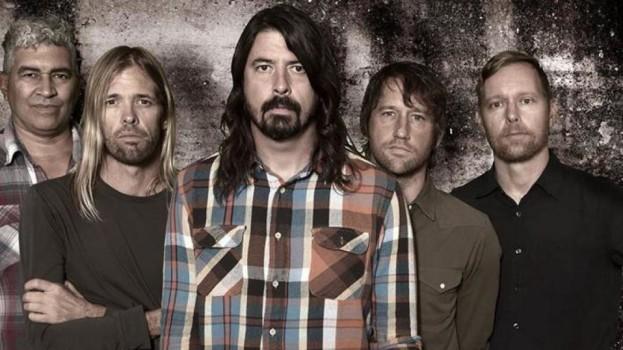 Foo Fighters – Anuncio Oficial!