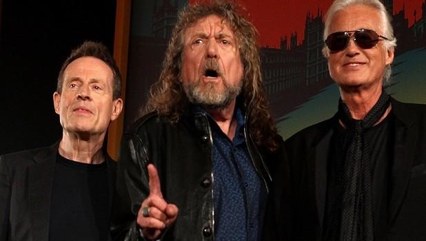 """Led Zeppelin: absueltos en demanda por plagio de """"Stairway to Heaven"""""""