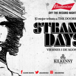 Regresa Strange Days, catalogado como el mejor tributo a The Doors