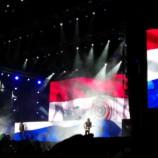 Perfecto aguijonazo de Scorpions en Paraguay
