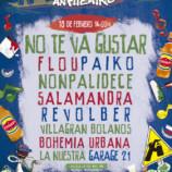 Se viene el festival Reciclarte 2017 en el Anfiteatro de Sanber