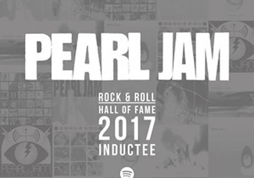 Preparándose para el Rock & Roll Hall of Fame, Pearl Jam nos deja esta lista en Spotify
