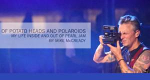 Mike McCready de Pearl Jam lanza libro