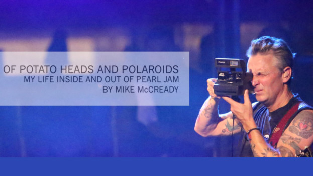 Mike McCready de Pearl Jam lanza libro