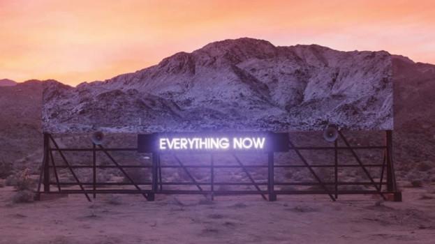 "Arcade Fire anuncia nuevo disco estrenando ""Everything Now"""