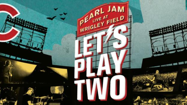Let's Play Two, la película de Pearl Jam en Cinemark