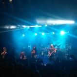Anthrax y una noche gloriosa de thrash